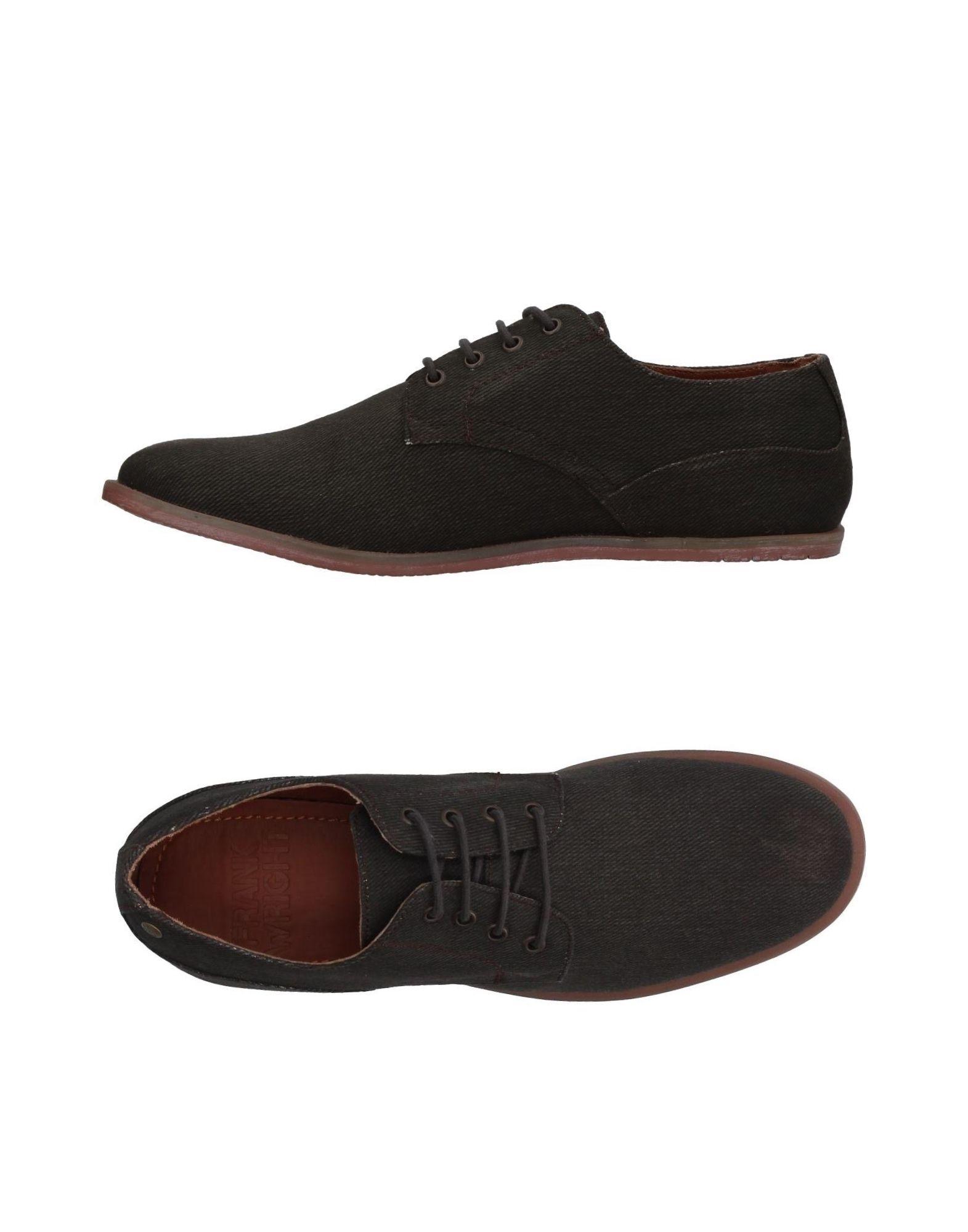 FRANK WRIGHT Обувь на шнурках цена