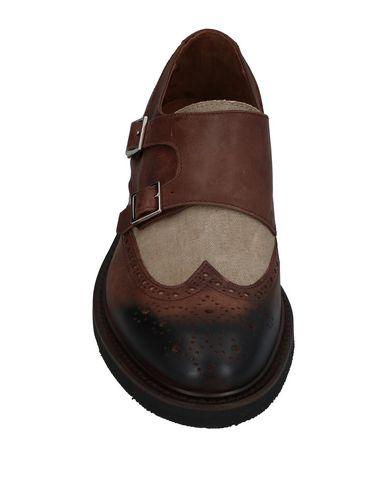 Фото 2 - Мужские мокасины ELEVENTY коричневого цвета