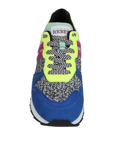 Фото 2 - Низкие кеды и кроссовки от HOGAN REBEL синего цвета