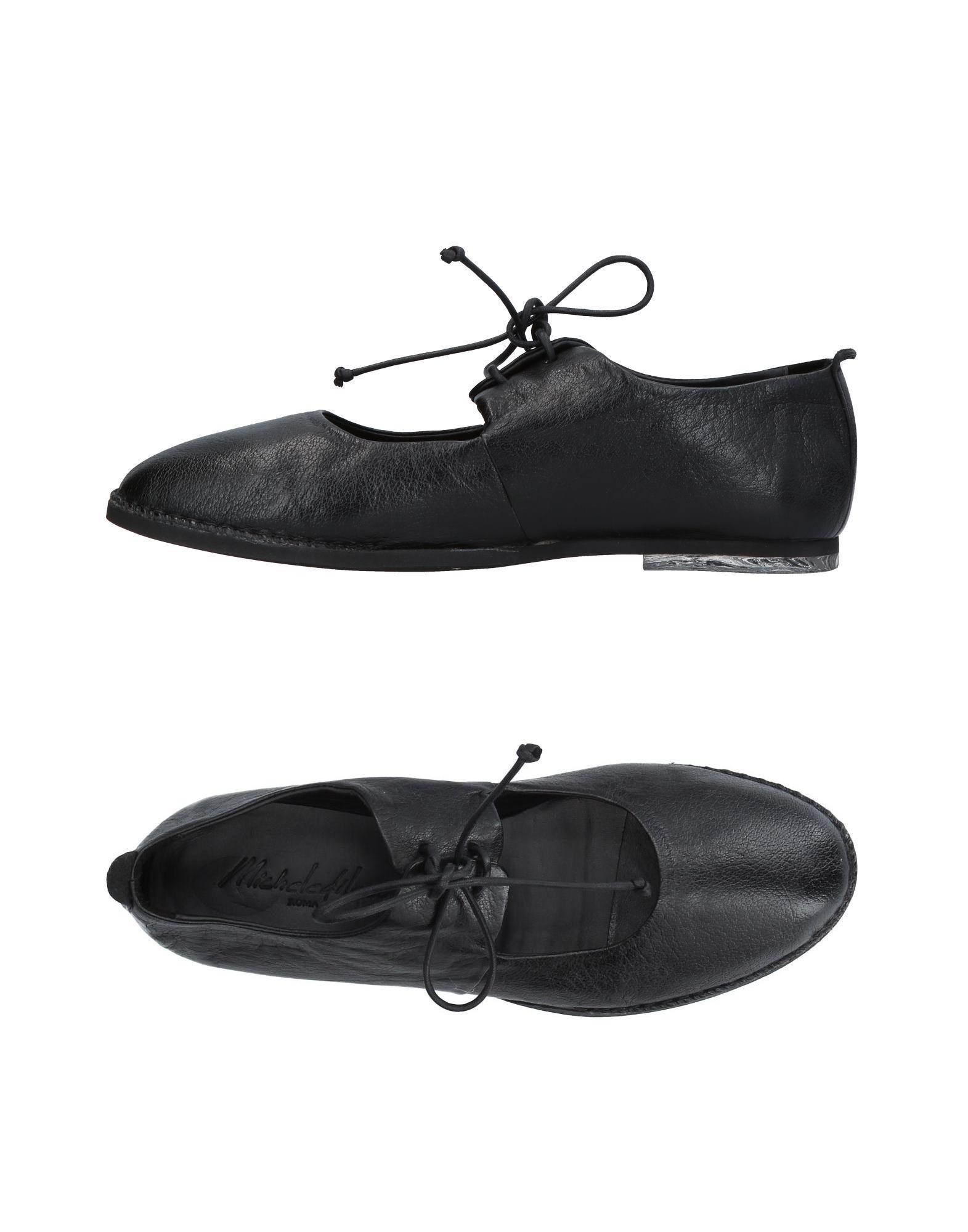 MICHELEDILOCO Обувь на шнурках цены онлайн