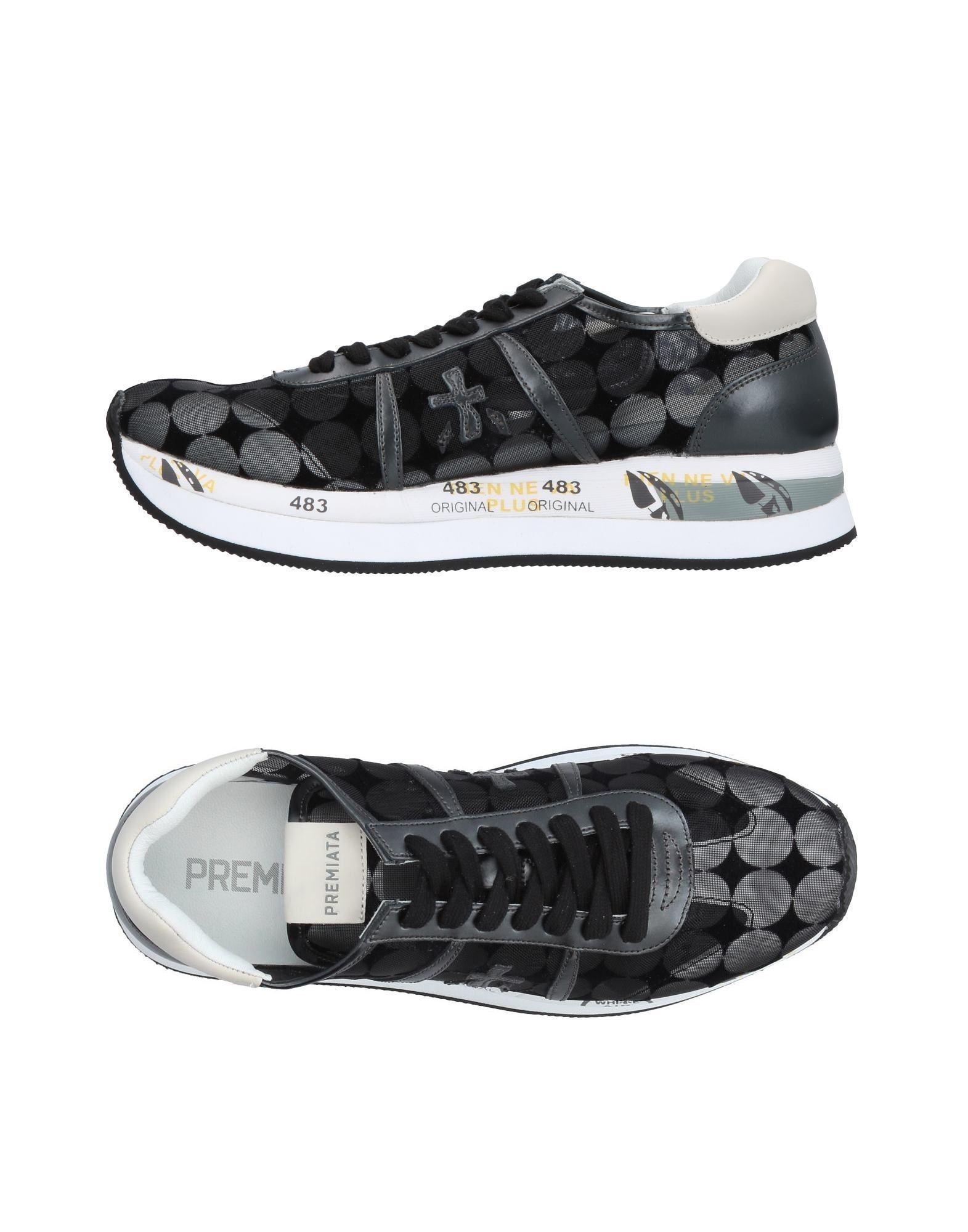 PREMIATA Низкие кеды и кроссовки цены онлайн