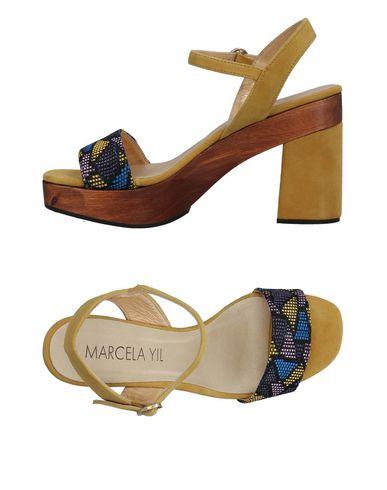 Сандалии от MARCELA YIL