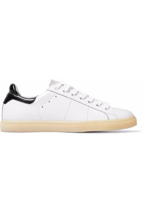 IRO Prissy leather sneakers