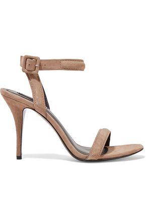 ALEXANDER WANG Antonia suede sandals