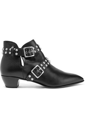 MARC BY MARC JACOBS Studded leather ankle boots