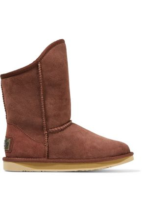 AUSTRALIA LUXE COLLECTIVE Cosy Short shearling ankle boot