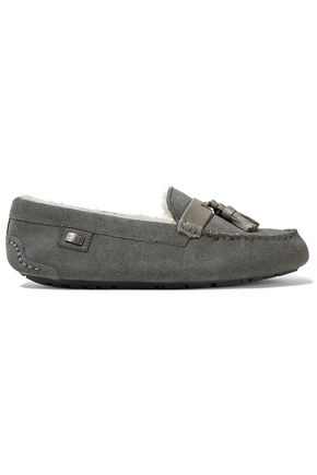 AUSTRALIA LUXE COLLECTIVE Patrese shearling moccasins