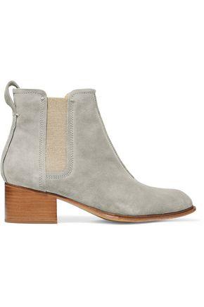 RAG & BONE Walker II suede ankle boots
