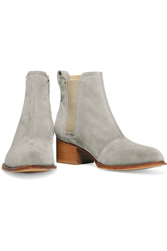 Walker II suede ankle boots | RAG & BONE | Sale up to 70% off | THE OUTNET