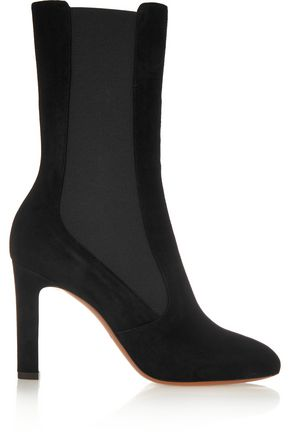 ALAÏA Suede boots