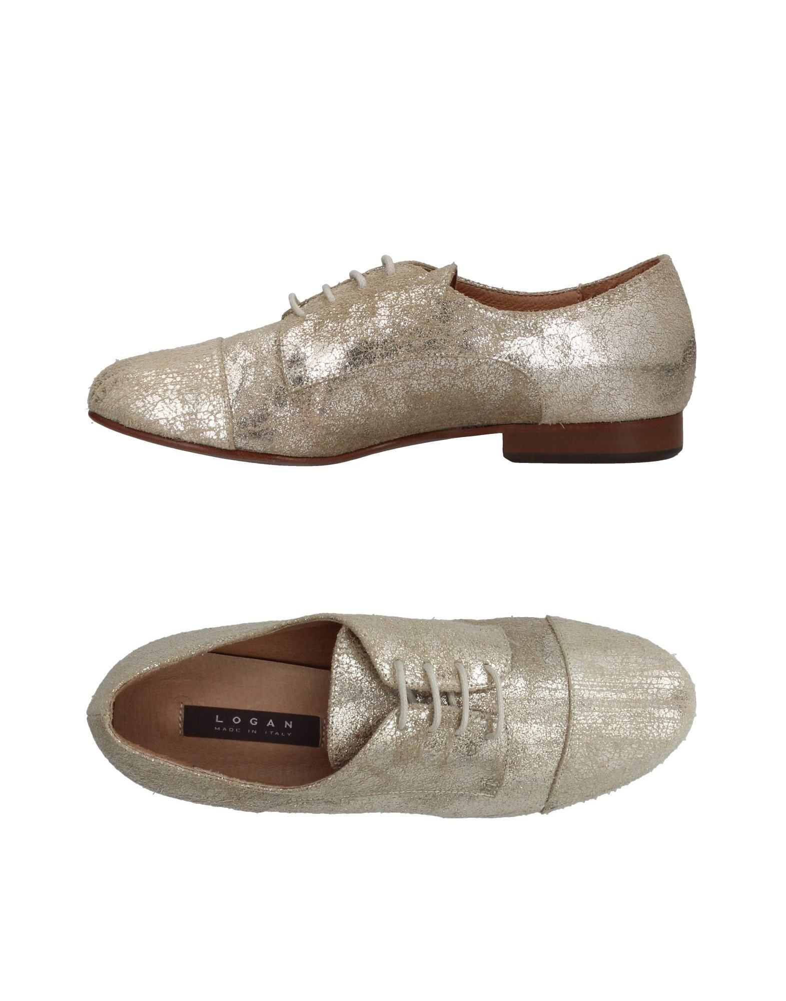 LOGAN Обувь на шнурках