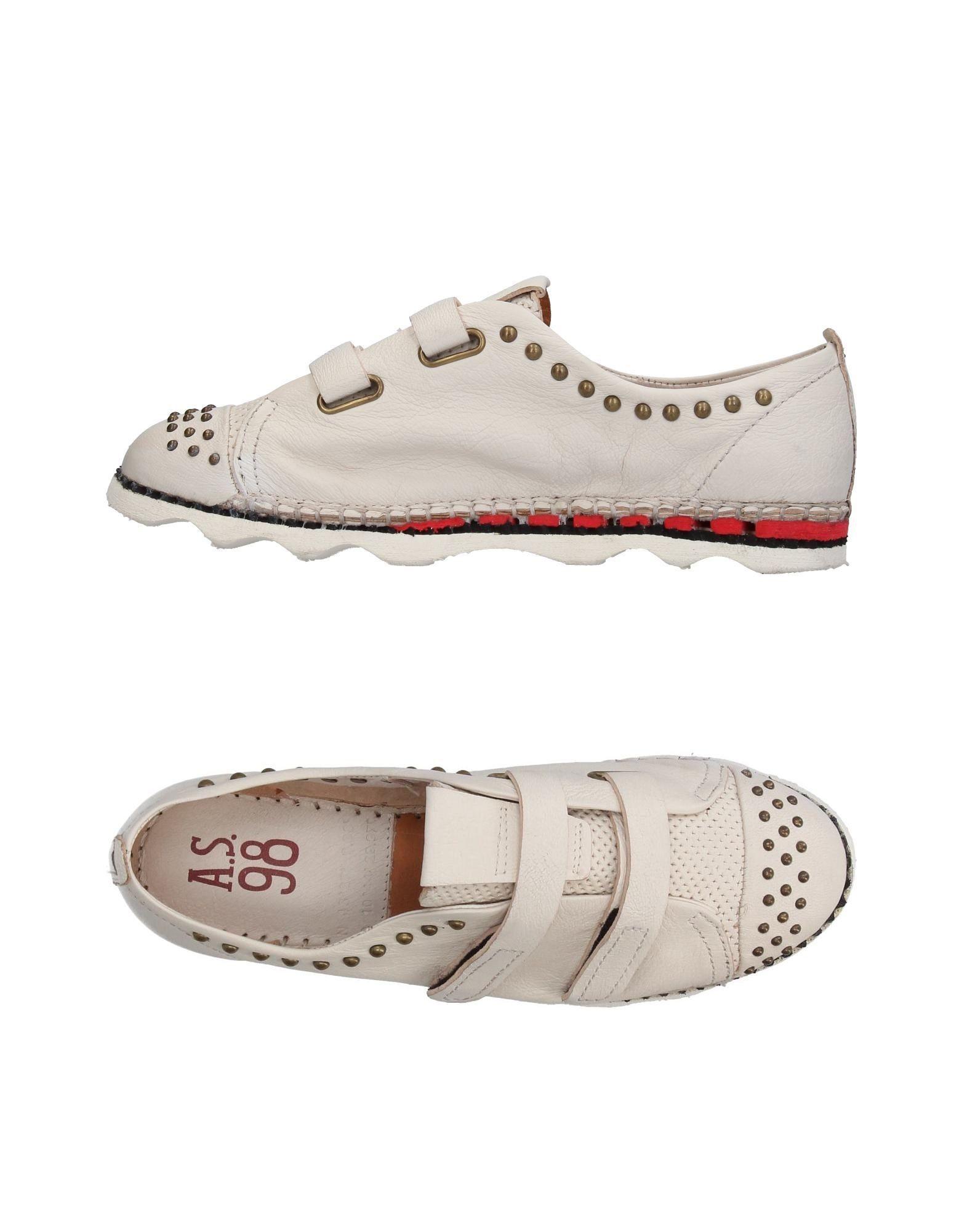 A.S. 98 Низкие кеды и кроссовки