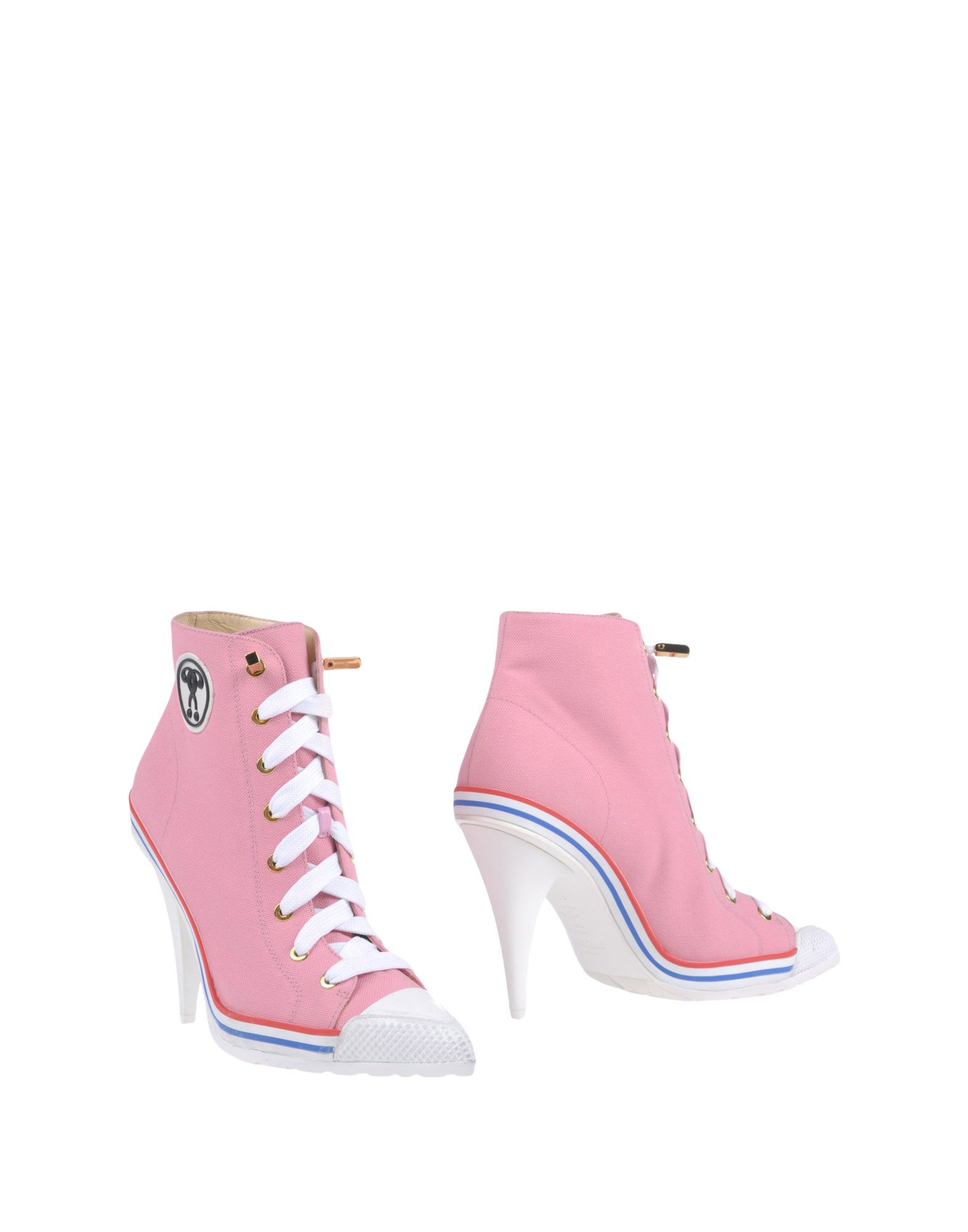 MOSCHINO COUTURE Полусапоги и высокие ботинки moschino couture сандалии