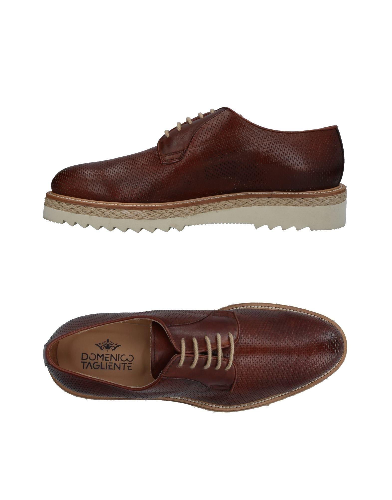 DOMENICO TAGLIENTE Обувь на шнурках