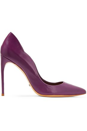 SCHUTZ Sancha leather pumps