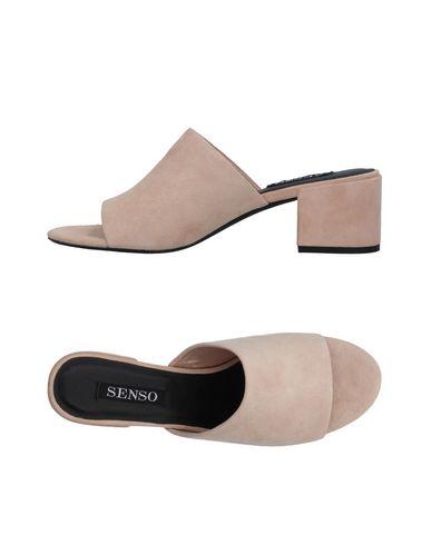 Фото - Женские сандали SENSO светло-розового цвета