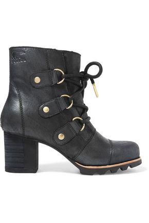 SOREL Addington waterproof nubuck boots