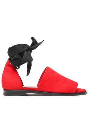 ELLERY Suede sandals