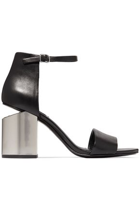 ALEXANDER WANG Abby leather sandals