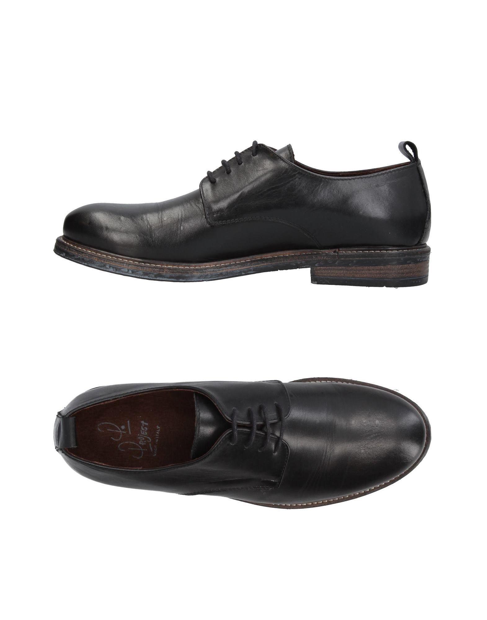 купить P. PROJECT Обувь на шнурках дешево