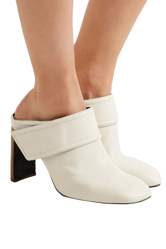 e01de62616ec1 Elliot leather mules   RAG & BONE   Sale up to 70% off   THE OUTNET