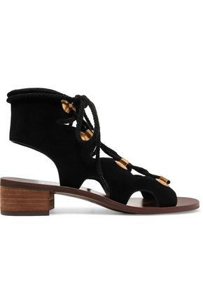 SEE BY CHLOÉ Edna suede sandals