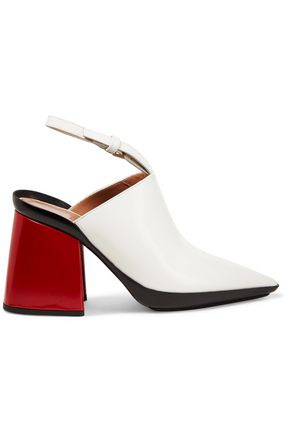 MARNI Leather mules