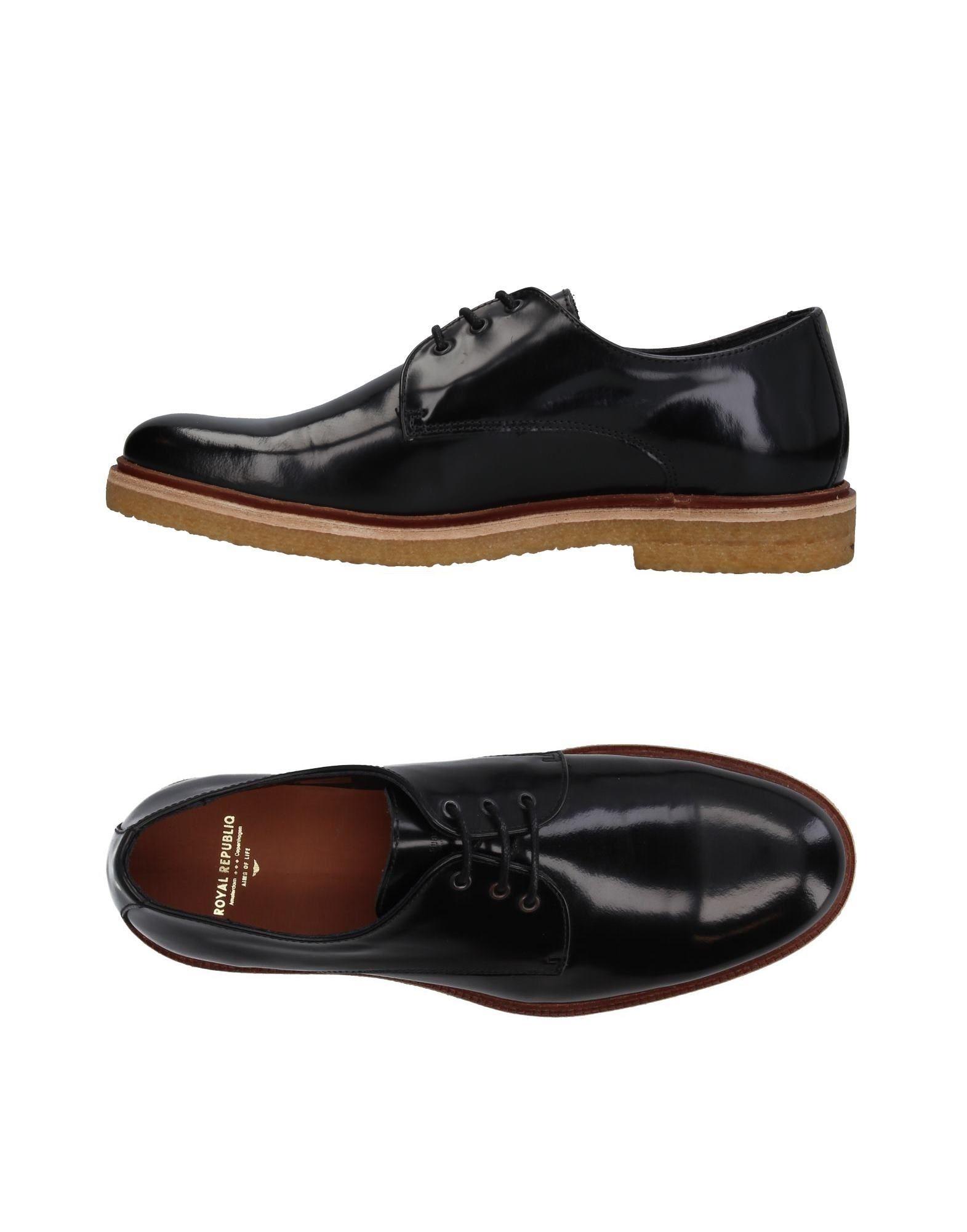 ROYAL REPUBLIQ Обувь на шнурках endless обувь на шнурках