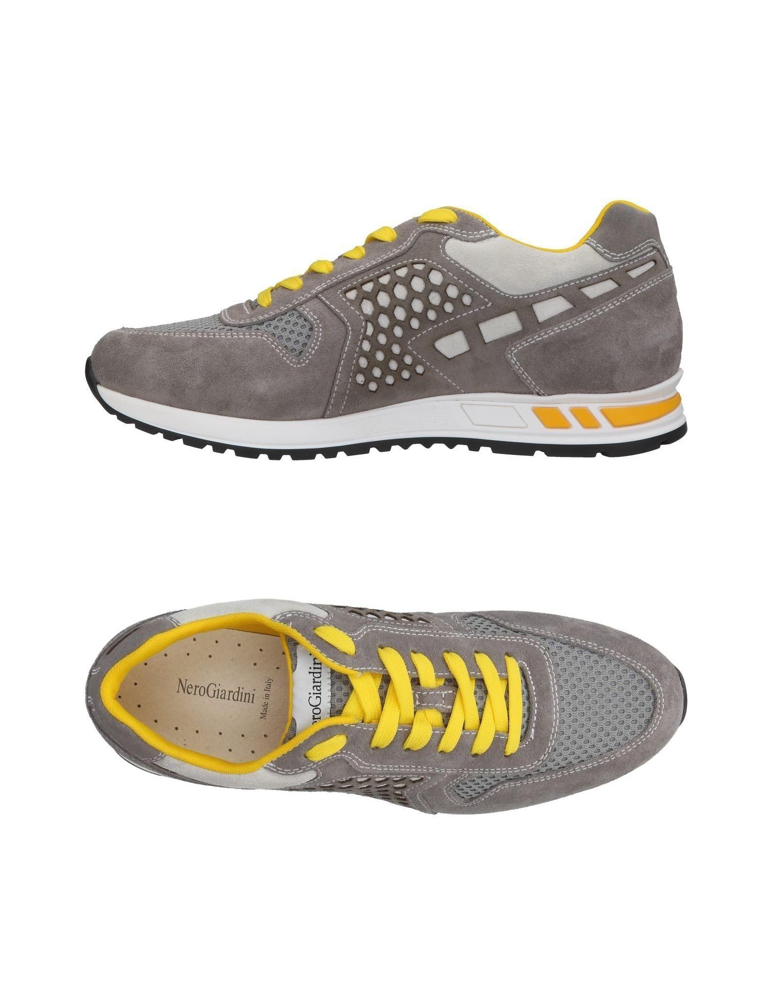 цена NERO GIARDINI Низкие кеды и кроссовки онлайн в 2017 году