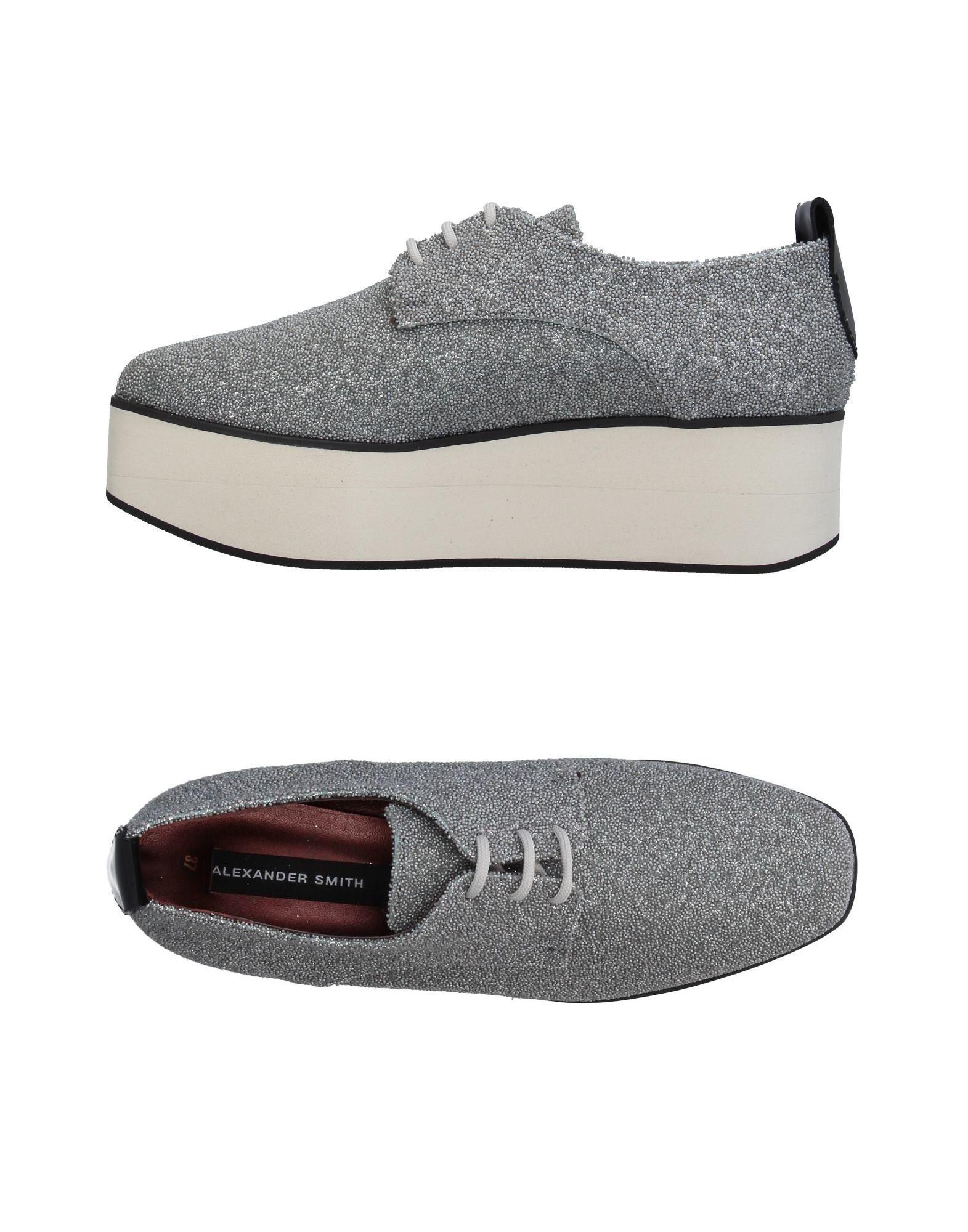 ALEXANDER SMITH Обувь на шнурках футболка wearcraft premium slim fit printio зигзаг маккряк