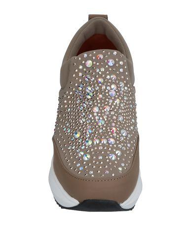 Фото 2 - Низкие кеды и кроссовки от ALEXANDER SMITH цвета хаки