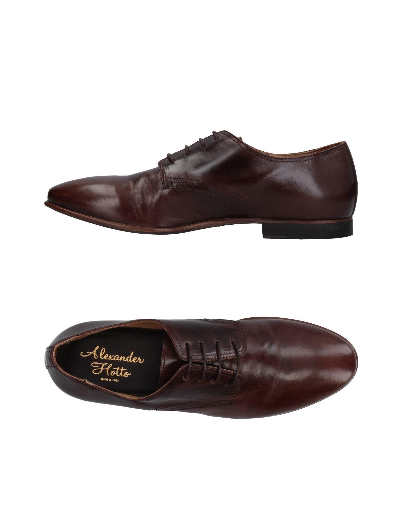 ALEXANDER HOTTO Обувь на шнурках цены онлайн