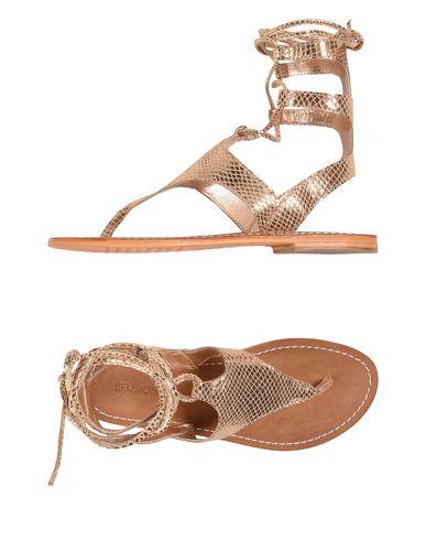 zapatillas CB FUSION Sandalias de dedo mujer