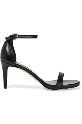STUART WEITZMAN Nunaked leather sandals