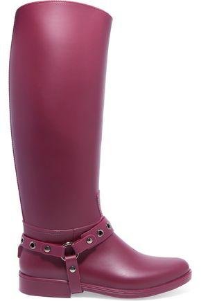 REDValentino Rubber rain boots