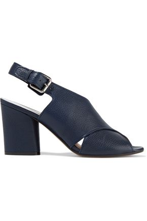 MAISON MARGIELA Textured-leather sandals