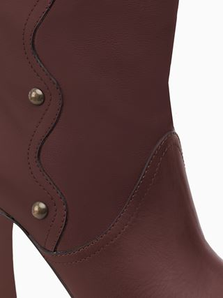 Qaylee over-the-knee boot