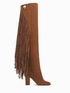 Qaisha fringed boot