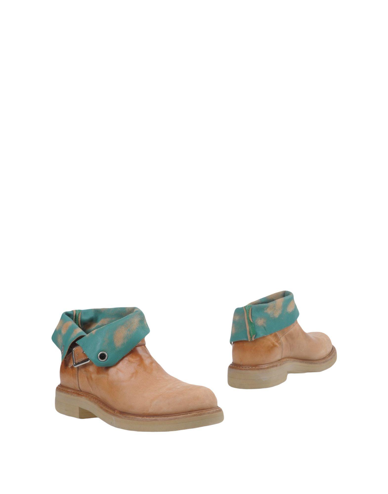 ALBERTO FASCIANI Полусапоги и высокие ботинки цены онлайн
