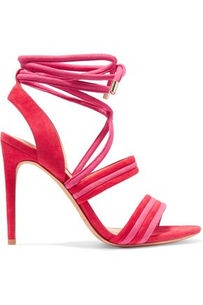 ALEXANDRE BIRMAN Aurora suede sandals