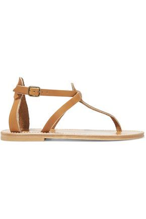 K.JACQUES ST. TROPEZ Buffon leather sandals