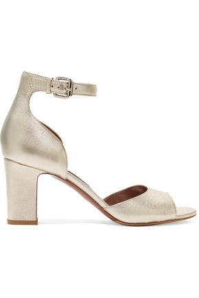 TABITHA SIMMONS Jerry metallic leather sandals
