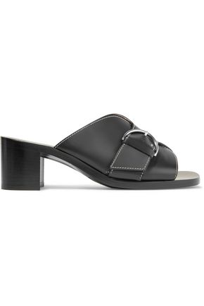 ACNE STUDIOS Vikki buckled leather sandals
