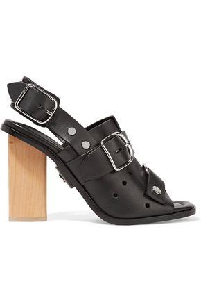 ALEXANDER WANG Edda leather sandals
