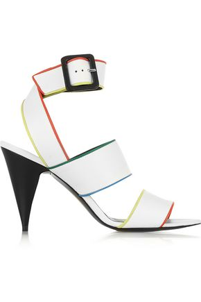 PIERRE HARDY Labanda leather sandals