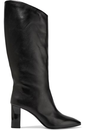 ACNE STUDIOS Aly leather boots