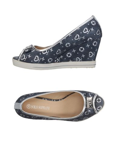 zapatillas SOLO SOPRANI Zapatos de sal?n mujer