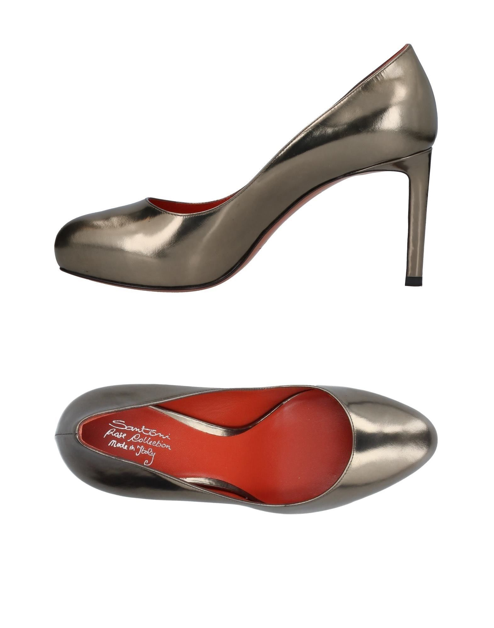SANTONI ROSE Туфли цены онлайн