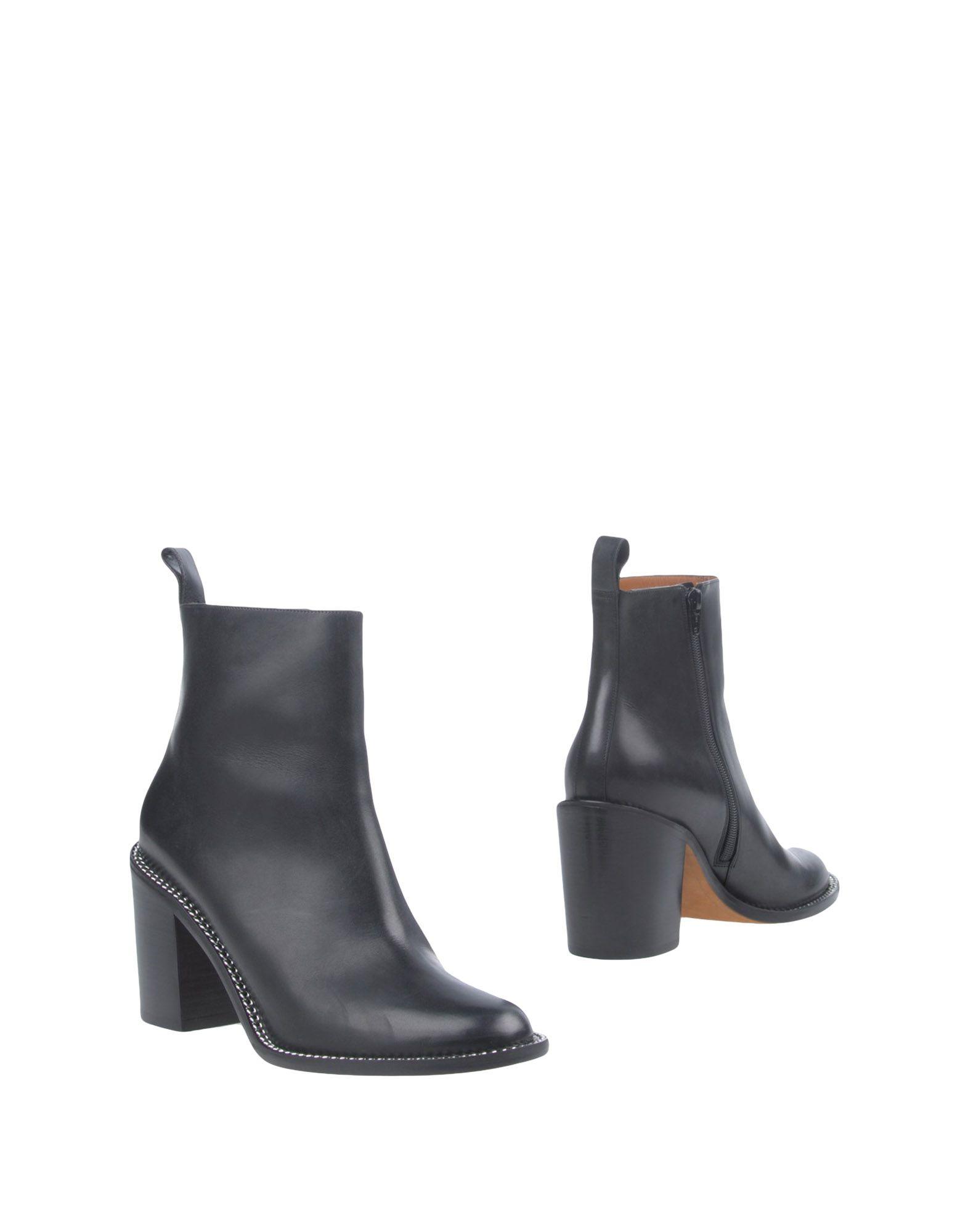 GIVENCHY Полусапоги и высокие ботинки givenchy 5ml