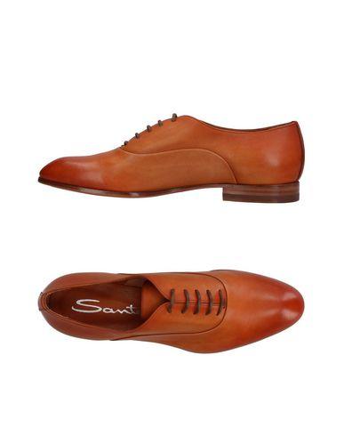 Фото - Обувь на шнурках желто-коричневого цвета